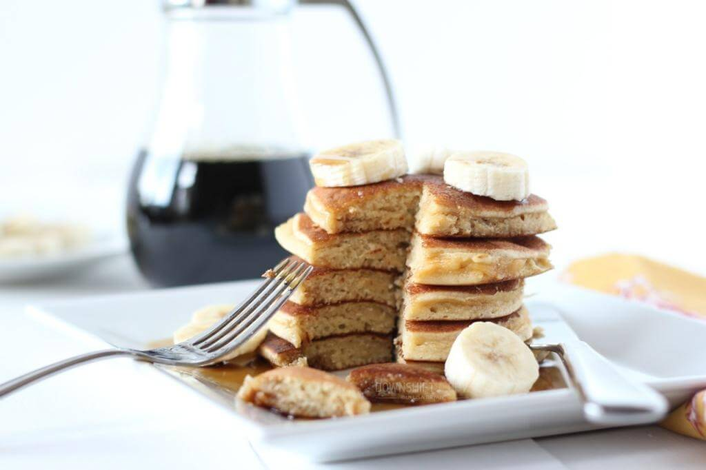 Classic Paleo Pancakes | www.downshiftology.com