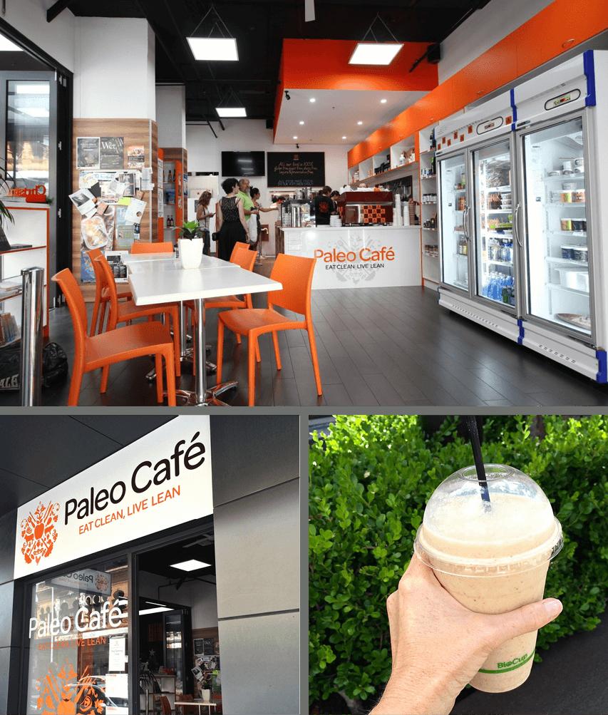 Sydney - Paleo Cafe