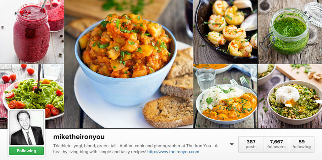 10 paleo instagram foodies you need to follow miketheironyou instagram forumfinder Images