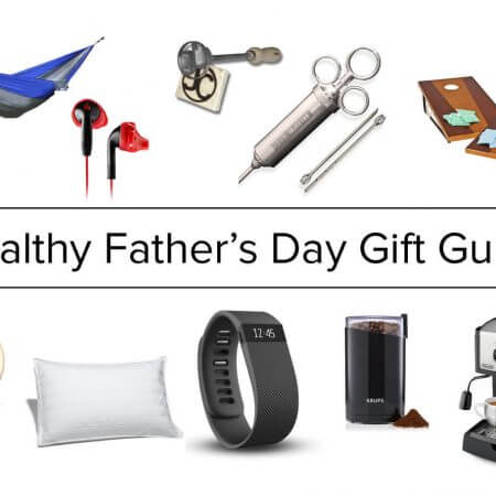 healthy father's day gift guide