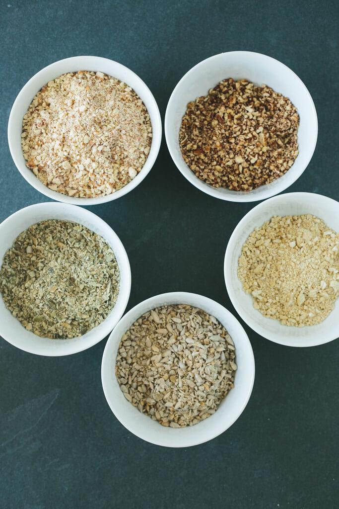chai spiced granola (grain-free)
