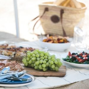 Delicious and healthy recipes, perfect for a Labor Day picnic, barbecue or potluck.