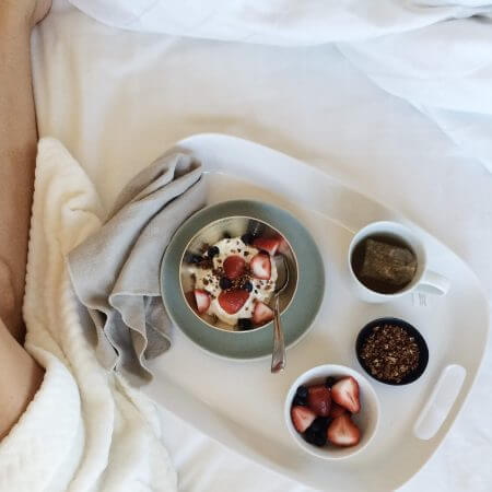 My Morning Routine: How a Health Coach Starts Her Day