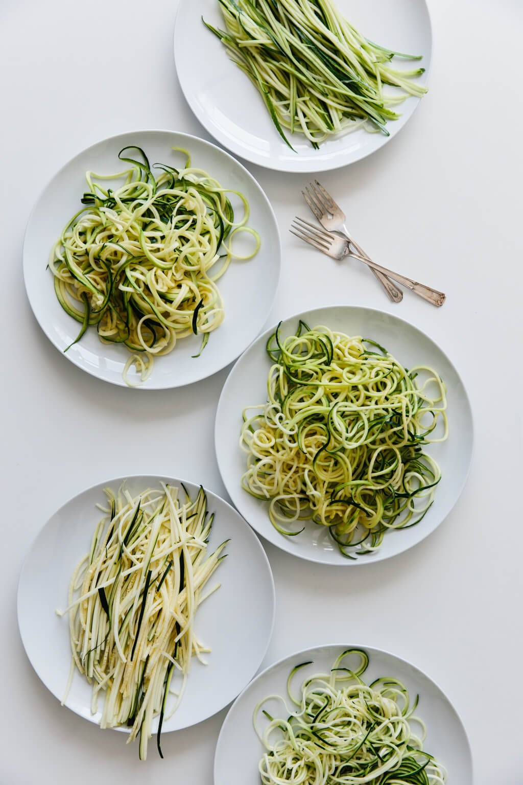 How To Make And Cook Zucchini Noodles The Most Popular Methods