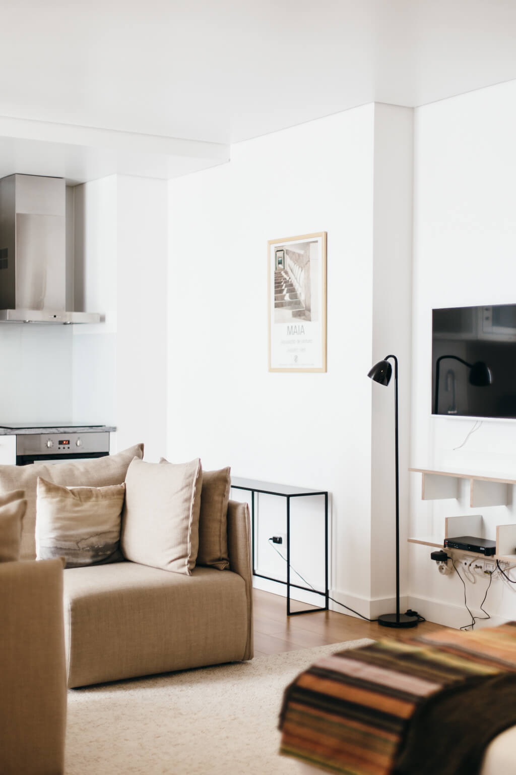 My Lisbon Serviced Apartment | Downshiftology