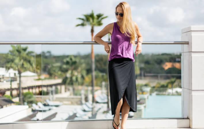 Checking In: The Conrad Algarve Resort in Portugal.