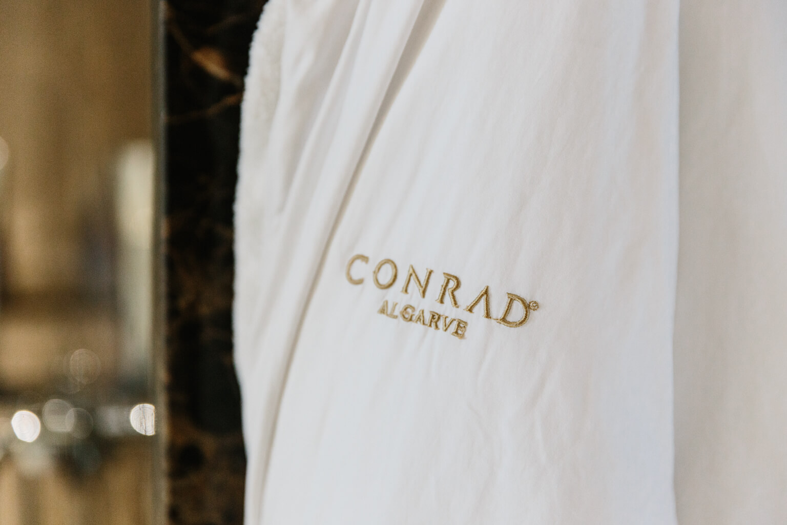 Checking In: The Conrad Algarve Resort in Portugal.