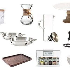 These 10 luxury kitchen gifts cost less than $50. They're classy, timeless pieces that will impress any home chef or entertainer.