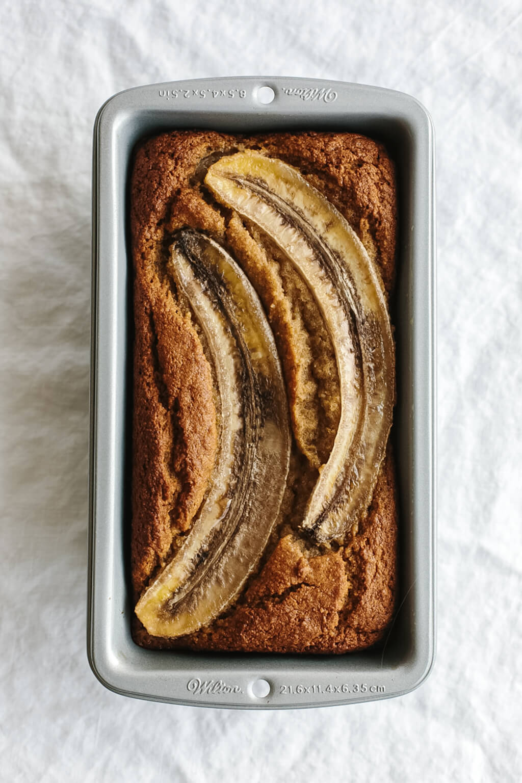 Paleo Banana Bread is super moist, delicious and easy to make. It's gluten-free, grain-free and dairy-free and the perfect healthy quick bread recipe.