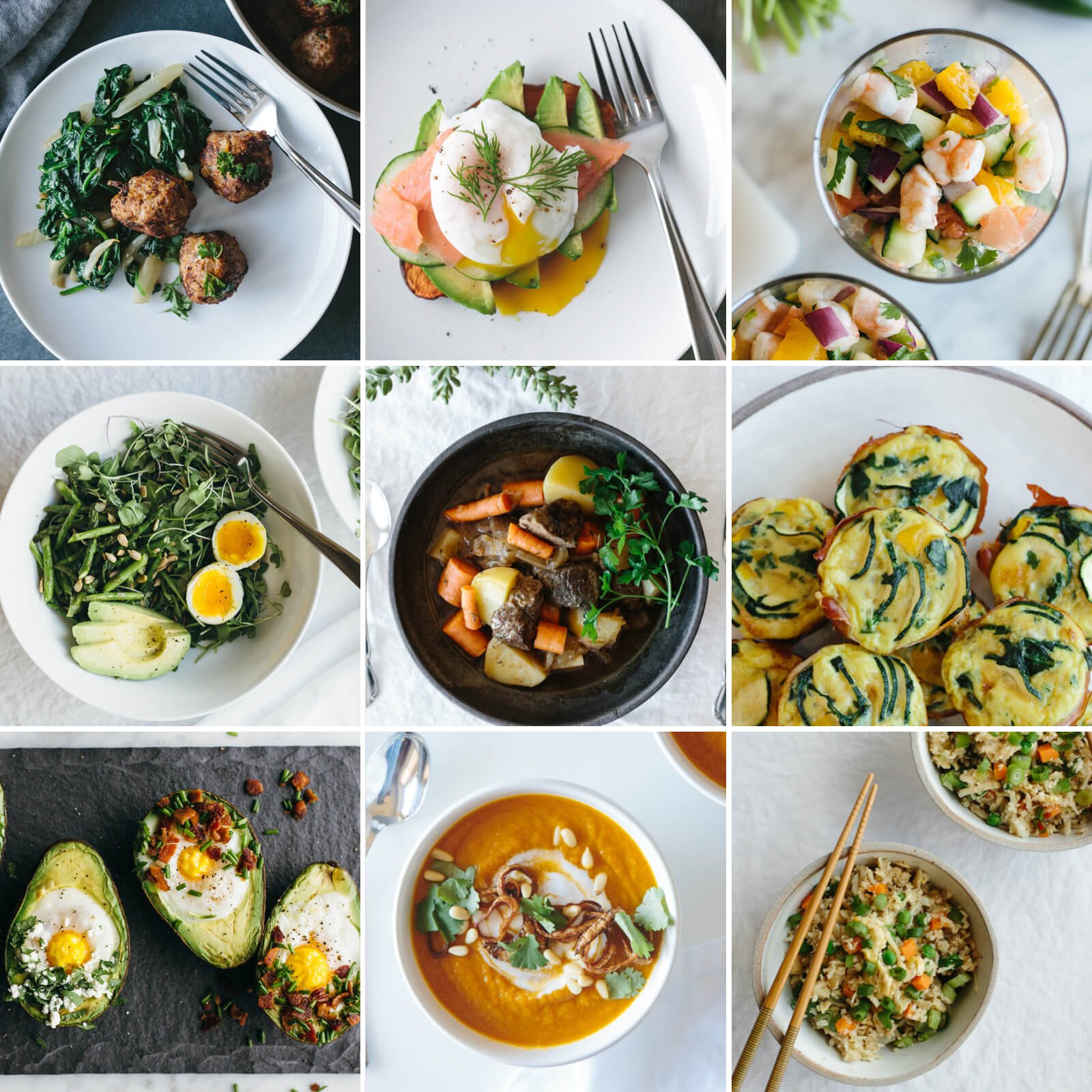 15 Whole30 Recipes for Breakfast, Lunch and Dinner