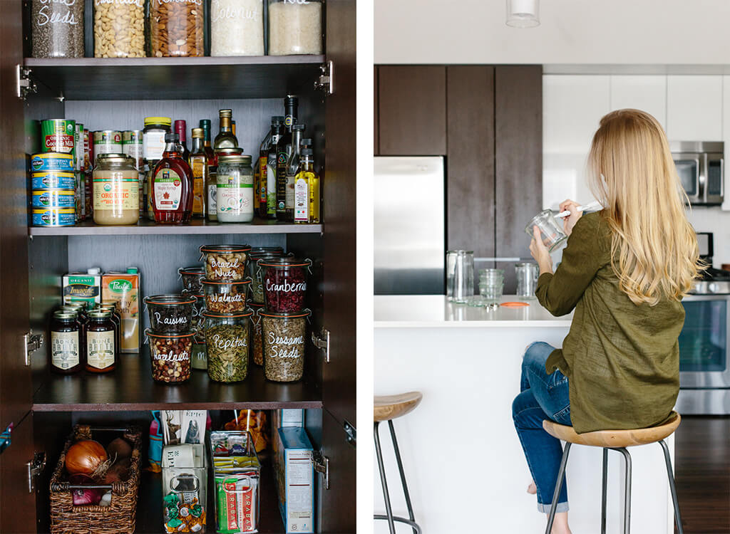 Pantry Organization Ideas   Iu0027ve Got Several Tips For Creating A Healthy  Pantry And