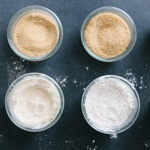 Learn how to make powdered sugar at home, with the sugar of your choice (including cane sugar, raw turbinado sugar, maple sugar or coconut sugar).