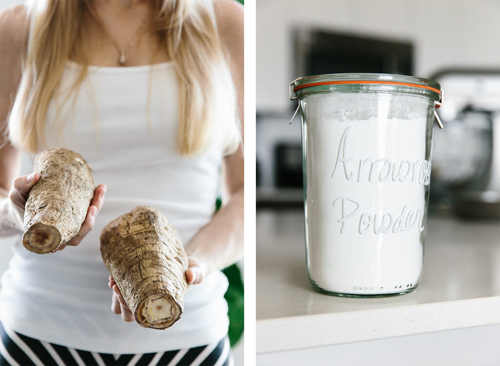 Arrowroot powder is frequently used in gluten-free, paleo cooking. Also known as arrowroot flour or arrowroot starch, here are 5 things you need to know about arrowroot powder.