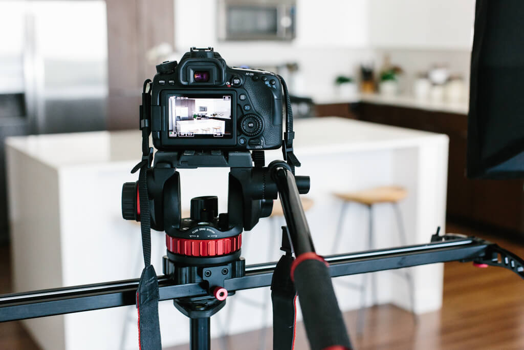 As a food blogger and YouTuber I've filmed tons of recipe videos and cooking videos. Here's the food videography gear and equipment I use.