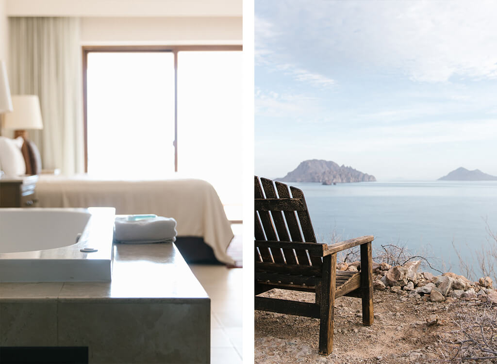 Relaxing in Loreto, Mexico at Villa del Palmar. There are many things to do in Loreto. But peaceful relaxation was tops on my list.