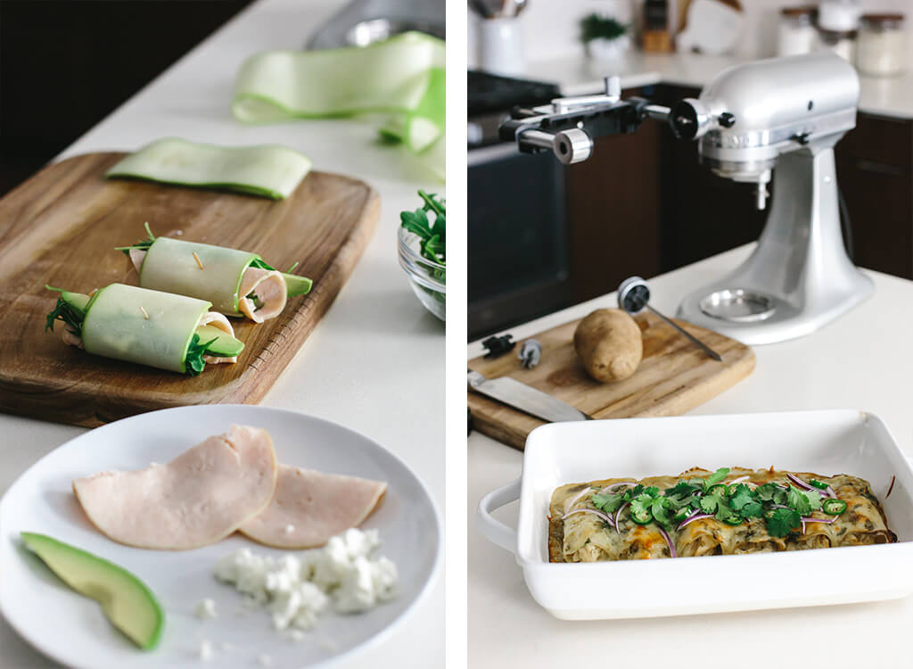 Is KitchenAid's Vegetable Sheet Cutter the new spiralizer? I sure think so! It will revolutionize your healthy and gluten-free recipes.