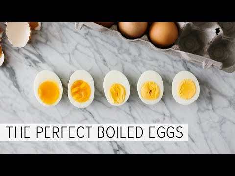 Perfect Soft Boiled And Hard Boiled Eggs Every Time Downshiftology