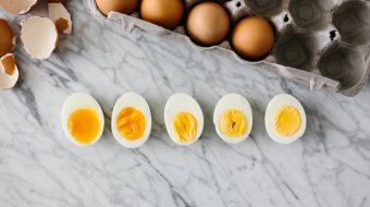 Learn how to make hard boiled eggs (and soft boiled eggs) so they turn out perfectly every time. My hard boiled eggs recipe is super easy and allows you to cook a variety of eggs for the entire family - all in one pot.