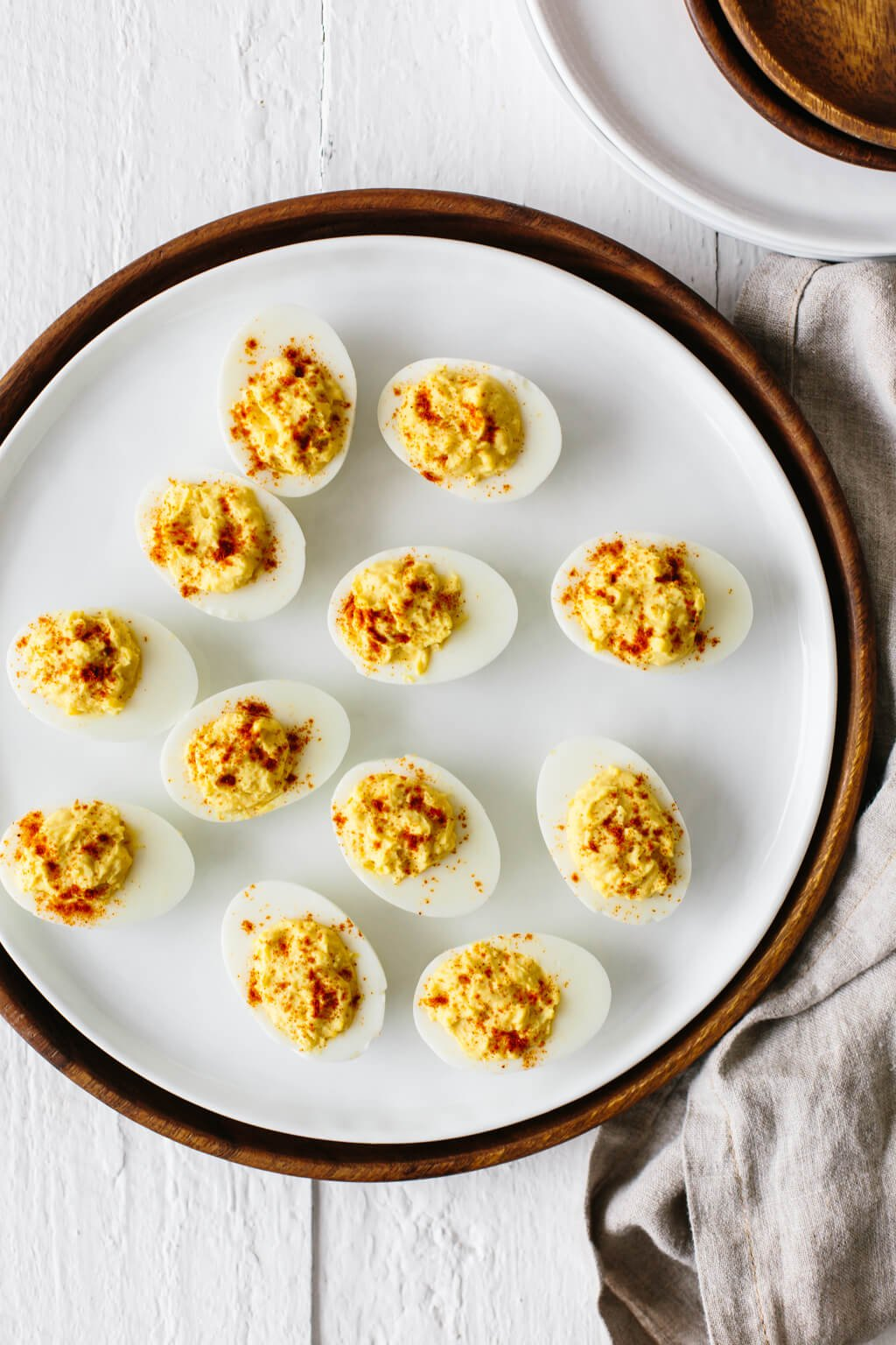 Deviled Eggs - The Classic Recipe