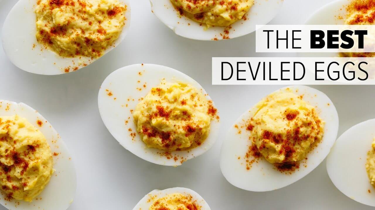Deviled Eggs - The Classic Recipe