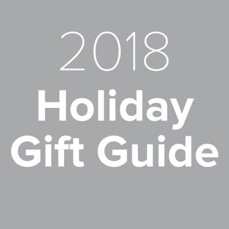 2018 holiday gift guide. Stocking stuffers and kitchen items.
