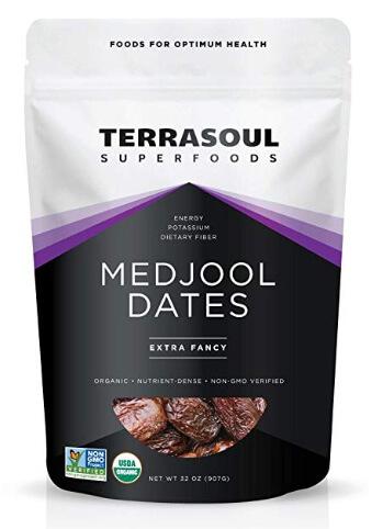 Whole30 Snacks on Amazon: Medjool Dates