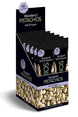 Whole30 Snacks: Pistachios