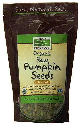 Best Whole30 Snacks: Pumpkin Seeds