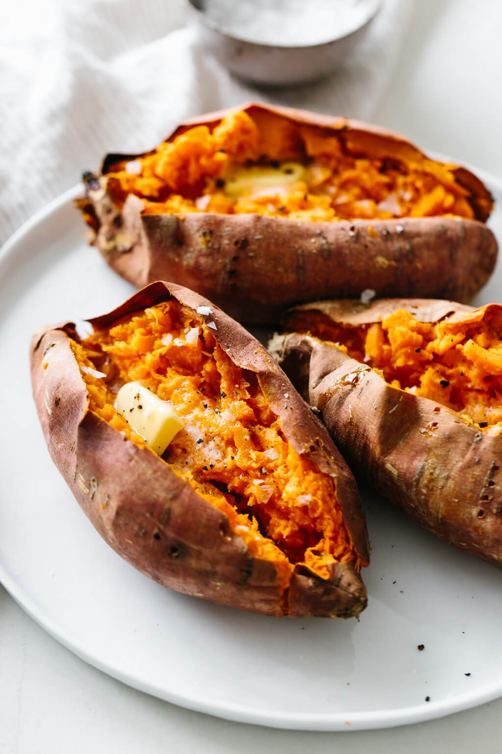 Baked Sweet Potato: How to Bake Sweet Potatoes Perfectly ...