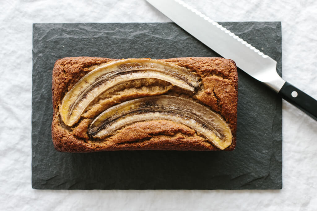 Paleo Banana Bread (Super Moist)