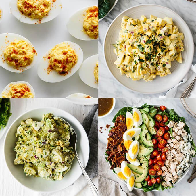Recipes Using Eggs As Main Ingredient: 4 Healthy Recipes To Make With Hard Boiled Eggs