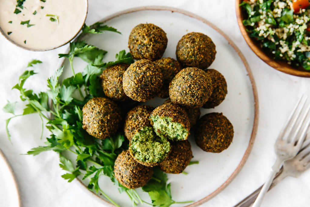 Most Delicious Falafel Recipe Fried And Baked