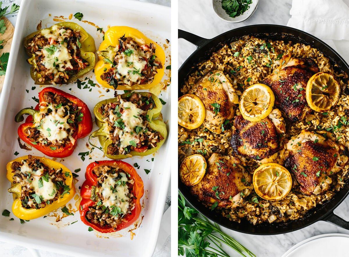Gluten-free dinner recipes
